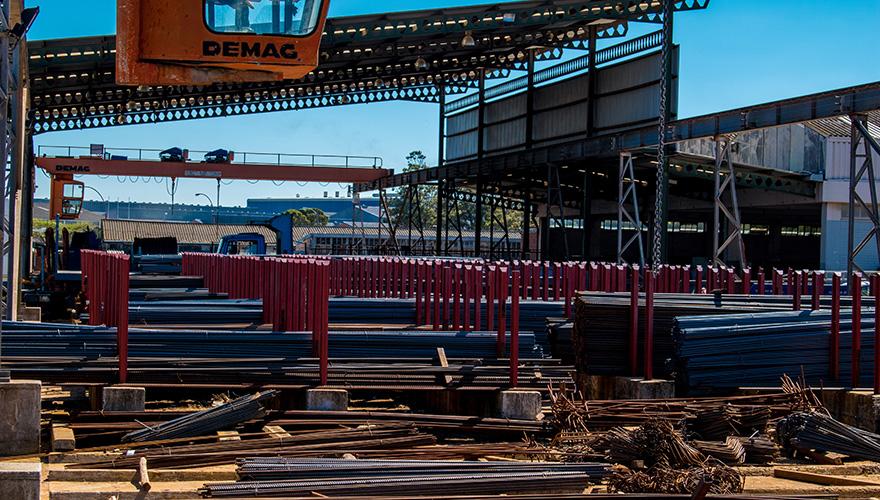 Reinforced Steel