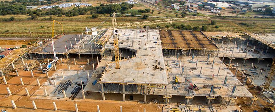 Rebar Supply Tshwane Reinforcing Steel Contractors
