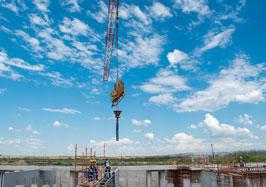 Reinforcing Steel Contractors - Project - Bloemfontein