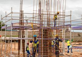 Reinforcing Steel Contractors - Project - Port Elizabeth